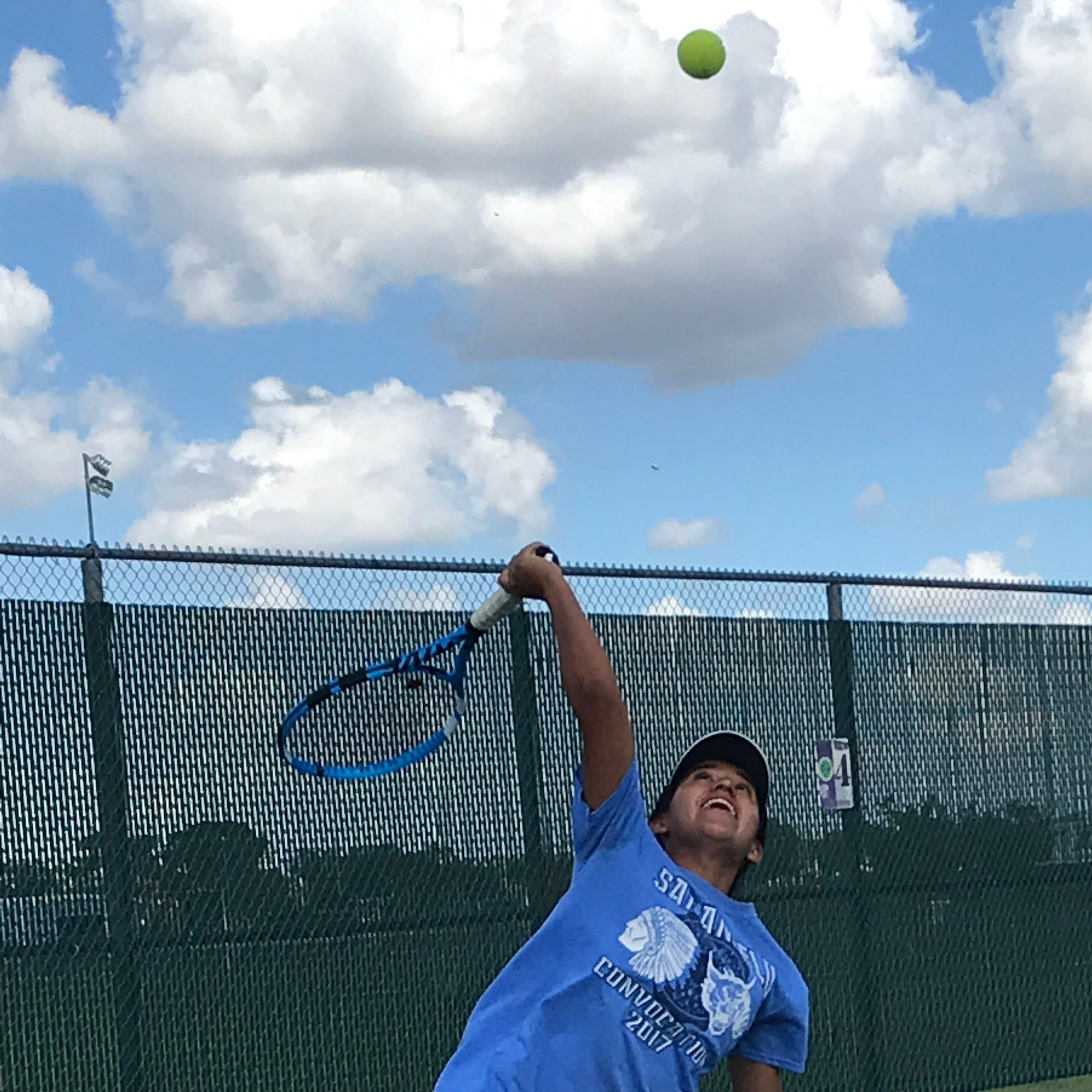 Lake View's historic tennis season reaches playoff chapter