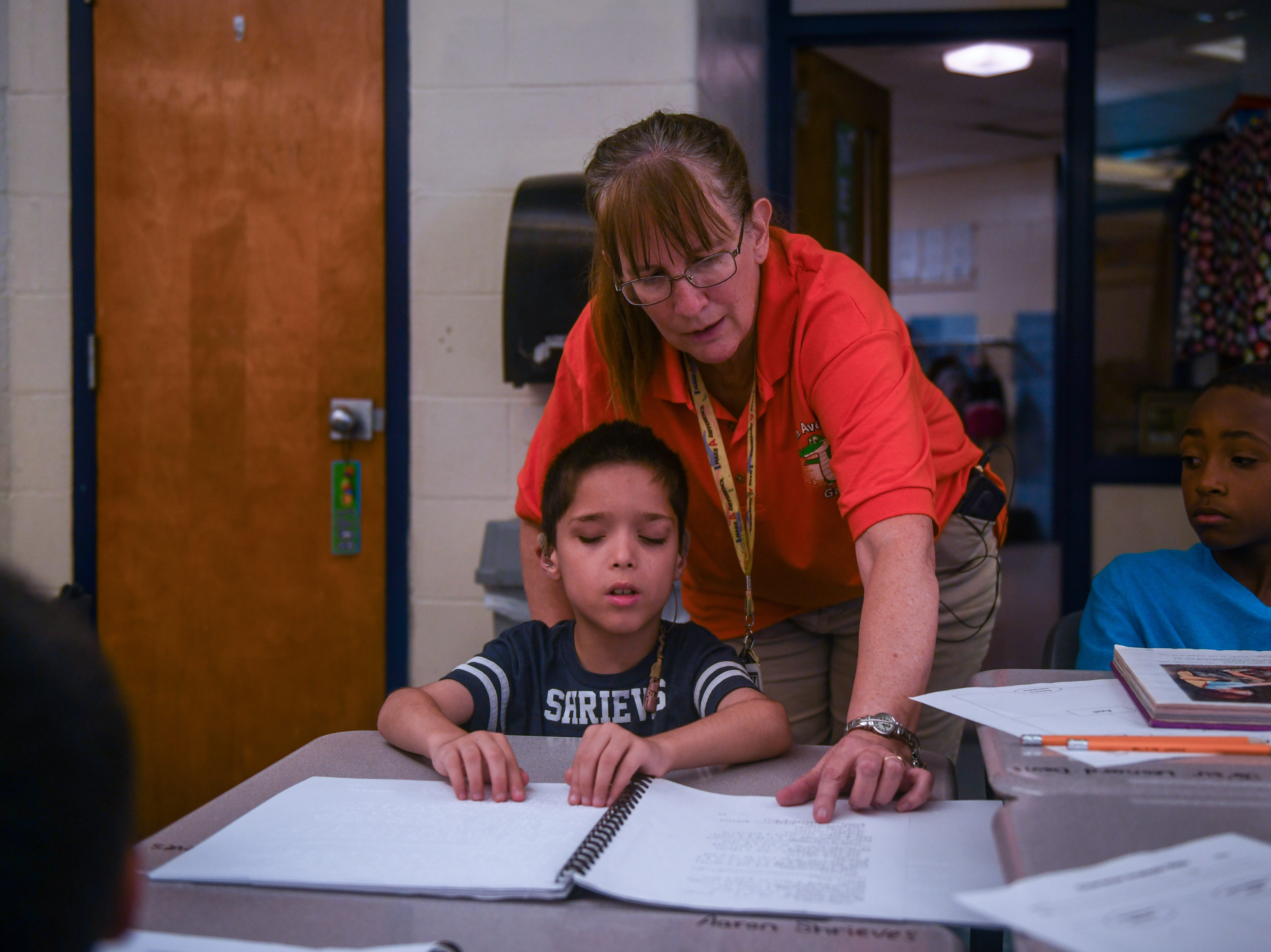 A day in the life of a Wicomico County special education teacher