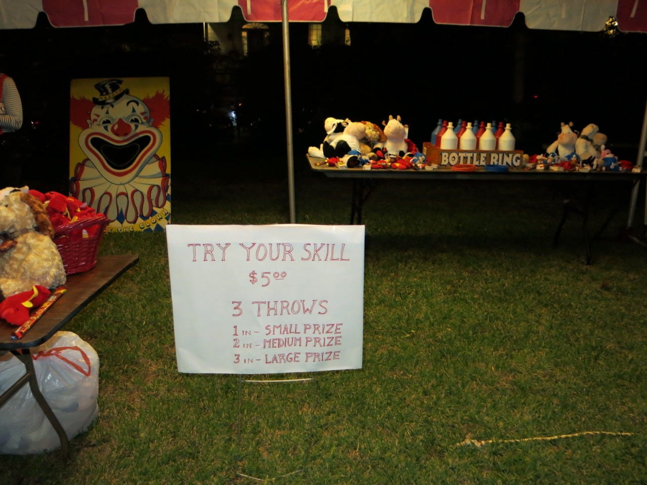 The Krewe of Highland Coronation included carnival-inspired games.