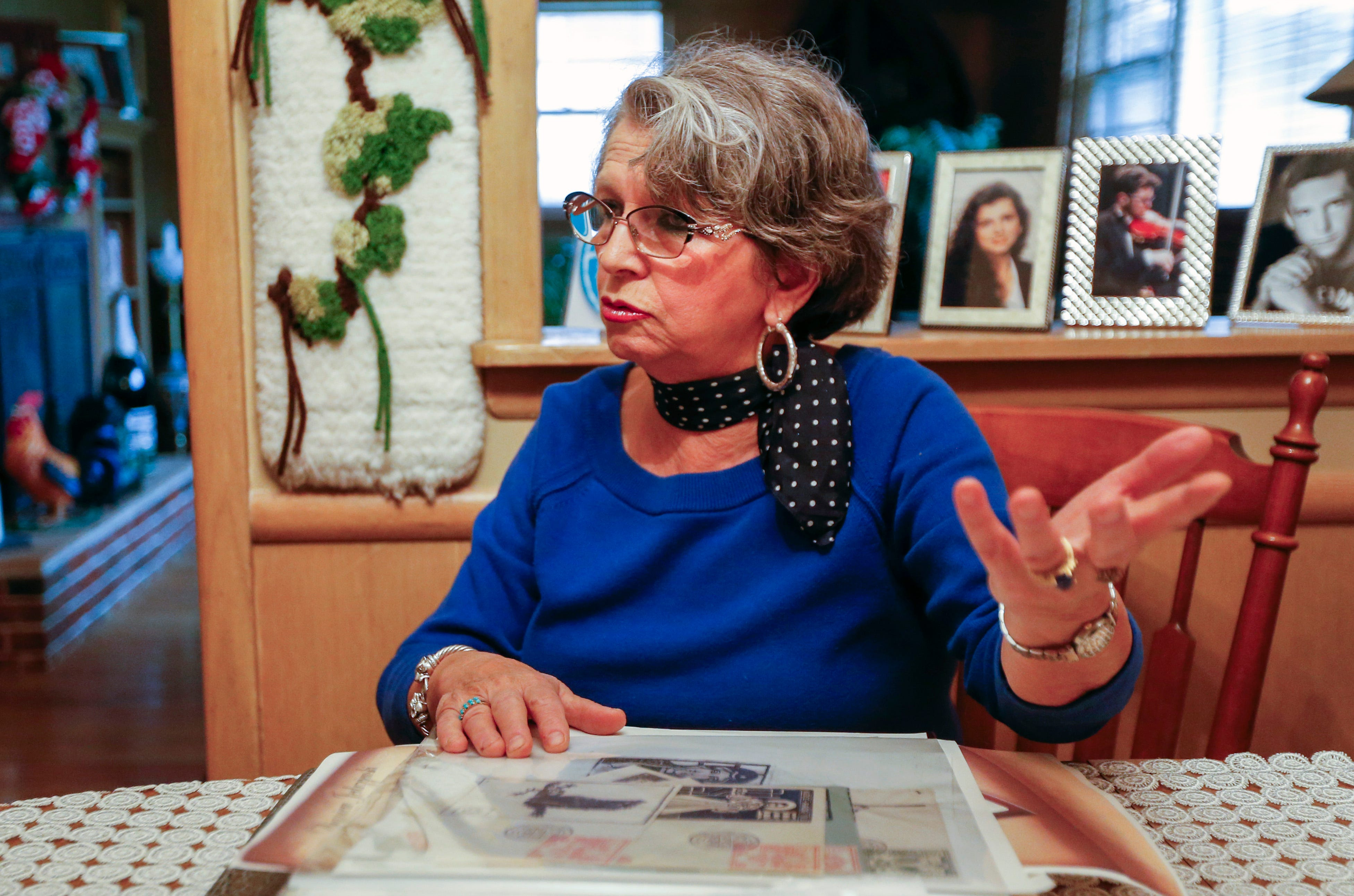 Anna Jedrzejewski talks about her and her husband's lives in Poland and the United States.