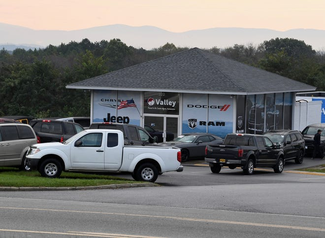 Chrysler, Dodge, Jeep and RAM dealership in Staunton.