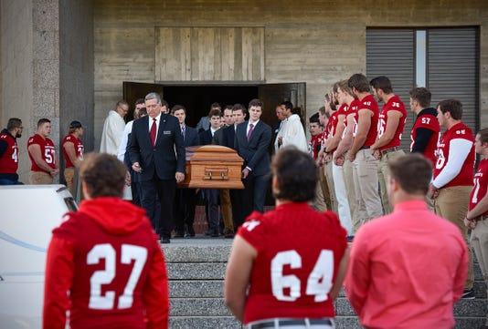 John Gagliardi Funeral 1