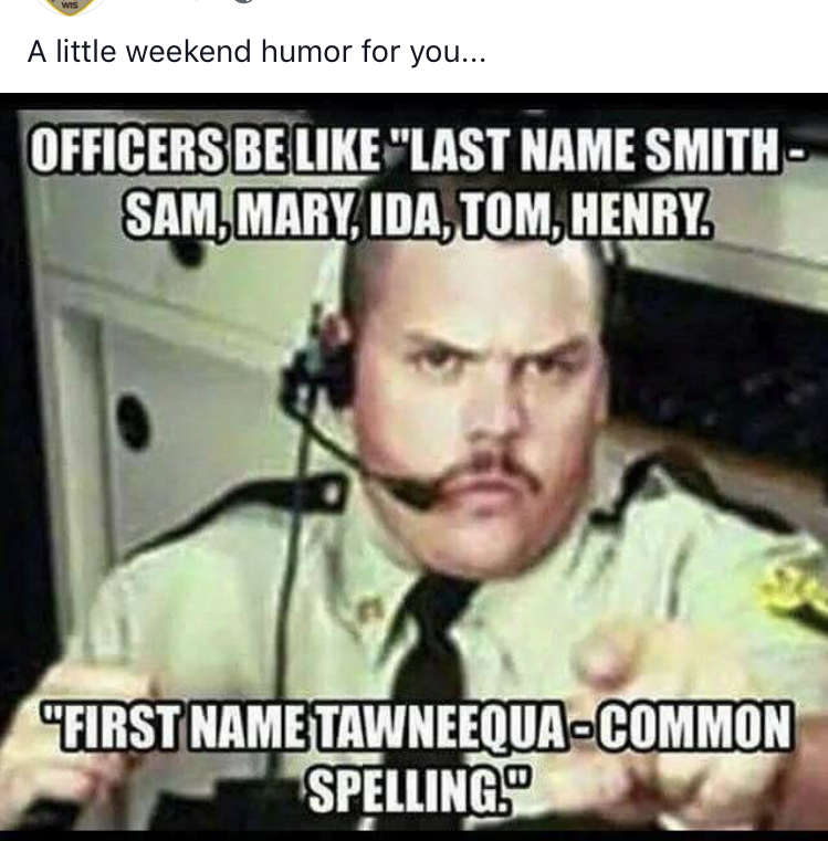 A post made on the Portage County Sheriff's Department's unofficial Facebook Page has drew criticism during the weekend.