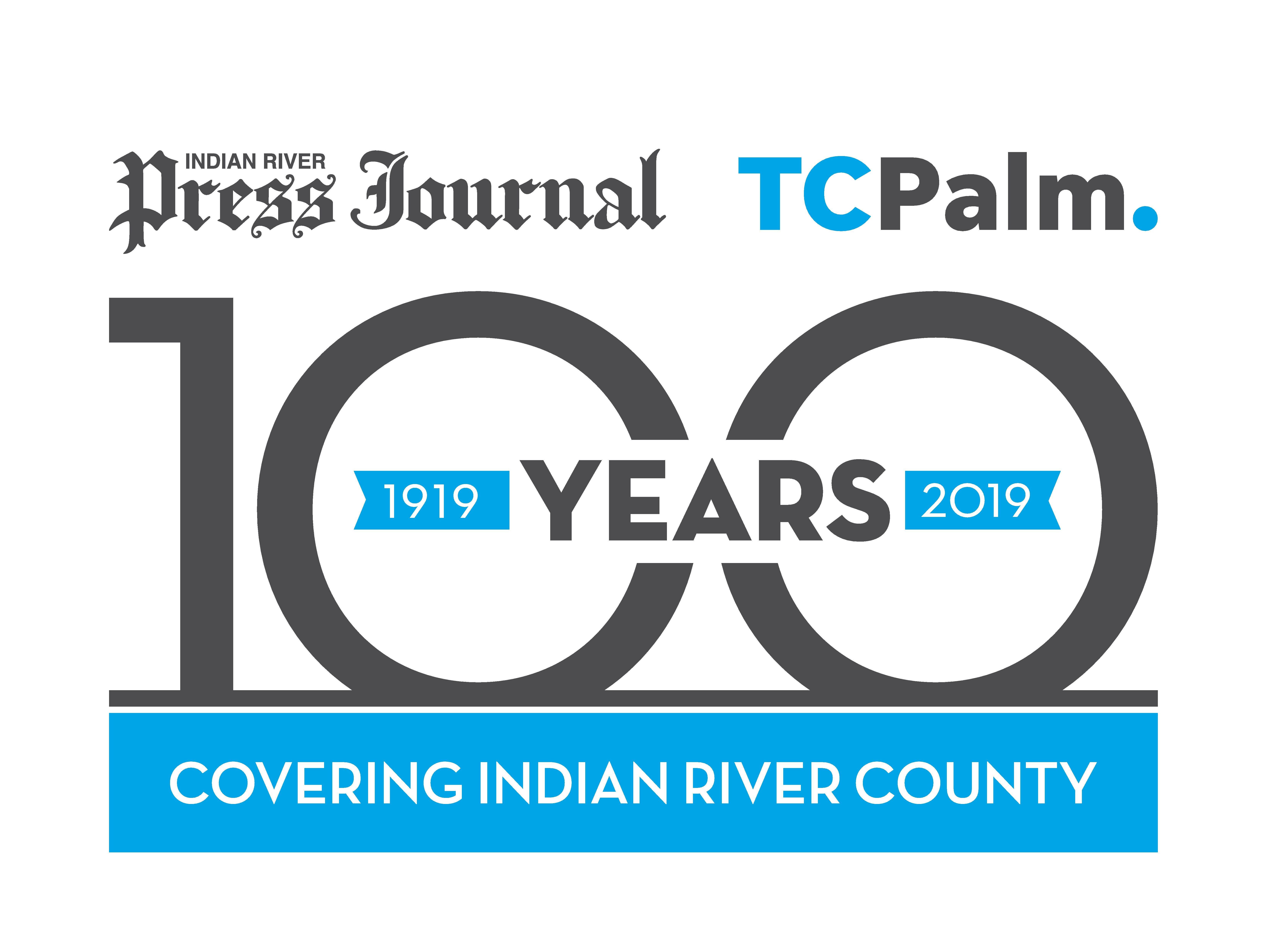 Press Journal 100 year logo