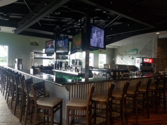 Chive moved from its previous location on Royal Palm Pointe to the 3,500-square-foot spot formerly occupied by the 21st Street Tap House on the Miracle Mile.