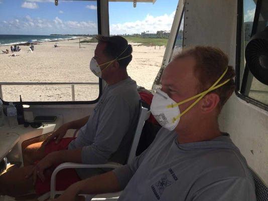 Red Tide Lifeguards