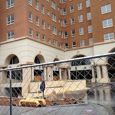 Hotel Paso Del Norte renovation in Downtown El Paso delayed as owner seeks new contractor