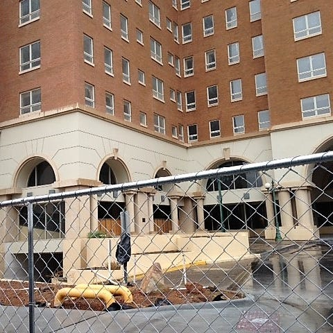 Hotel Paso Del Norte renovation in Downtown El Paso delayed as owner seeks new contractor