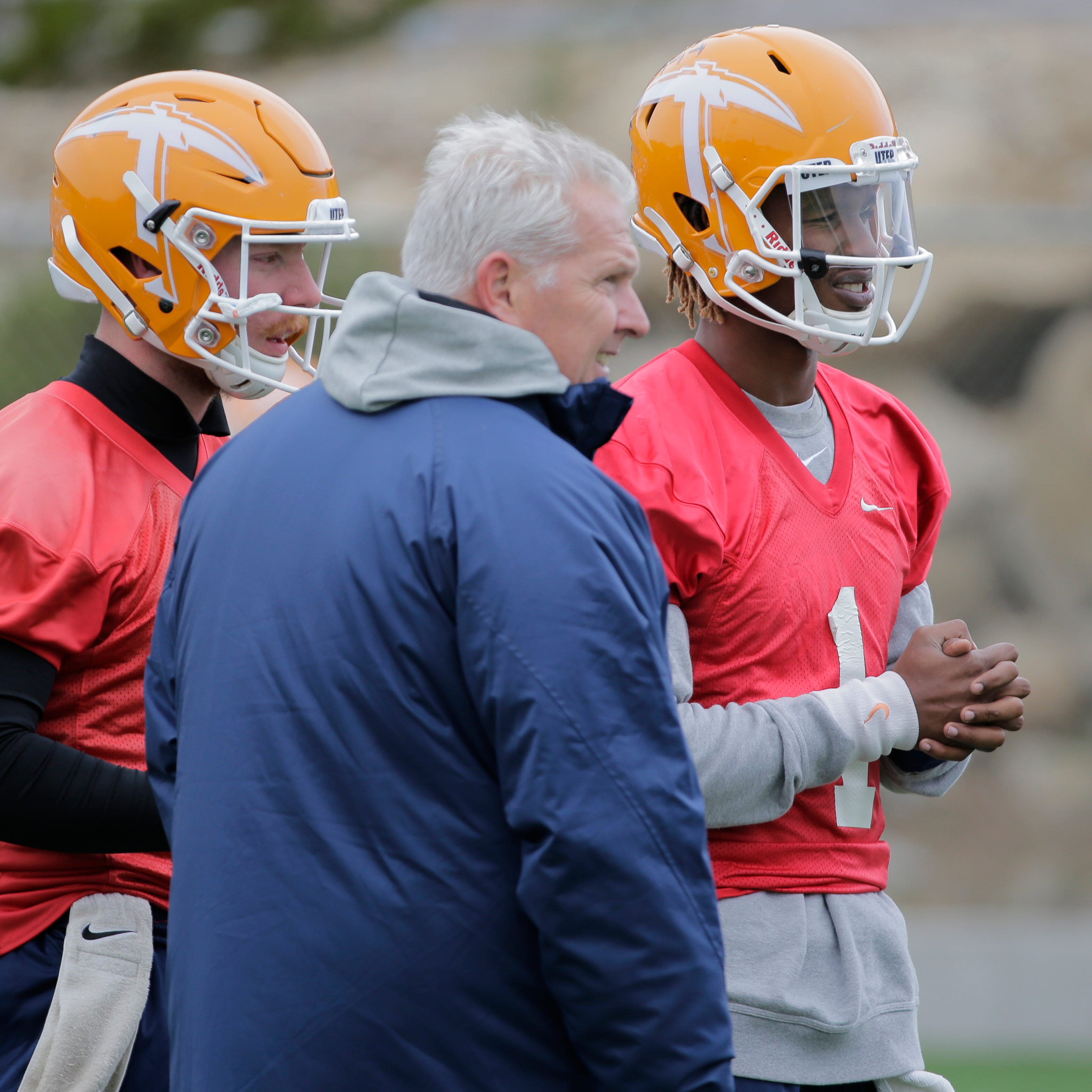 UTEP football team hopes quarterback change-up causes problems for Louisiana Tech