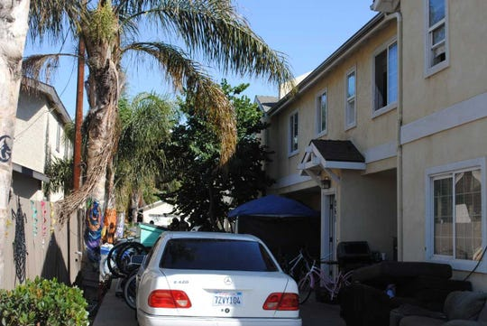 A two-month investigation of a Ventura condominium overrun by squatters led to the arrest of 10 people, authorities reported.