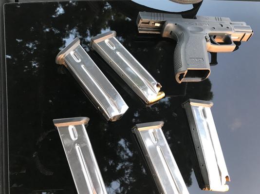 Oxnard gun arrest