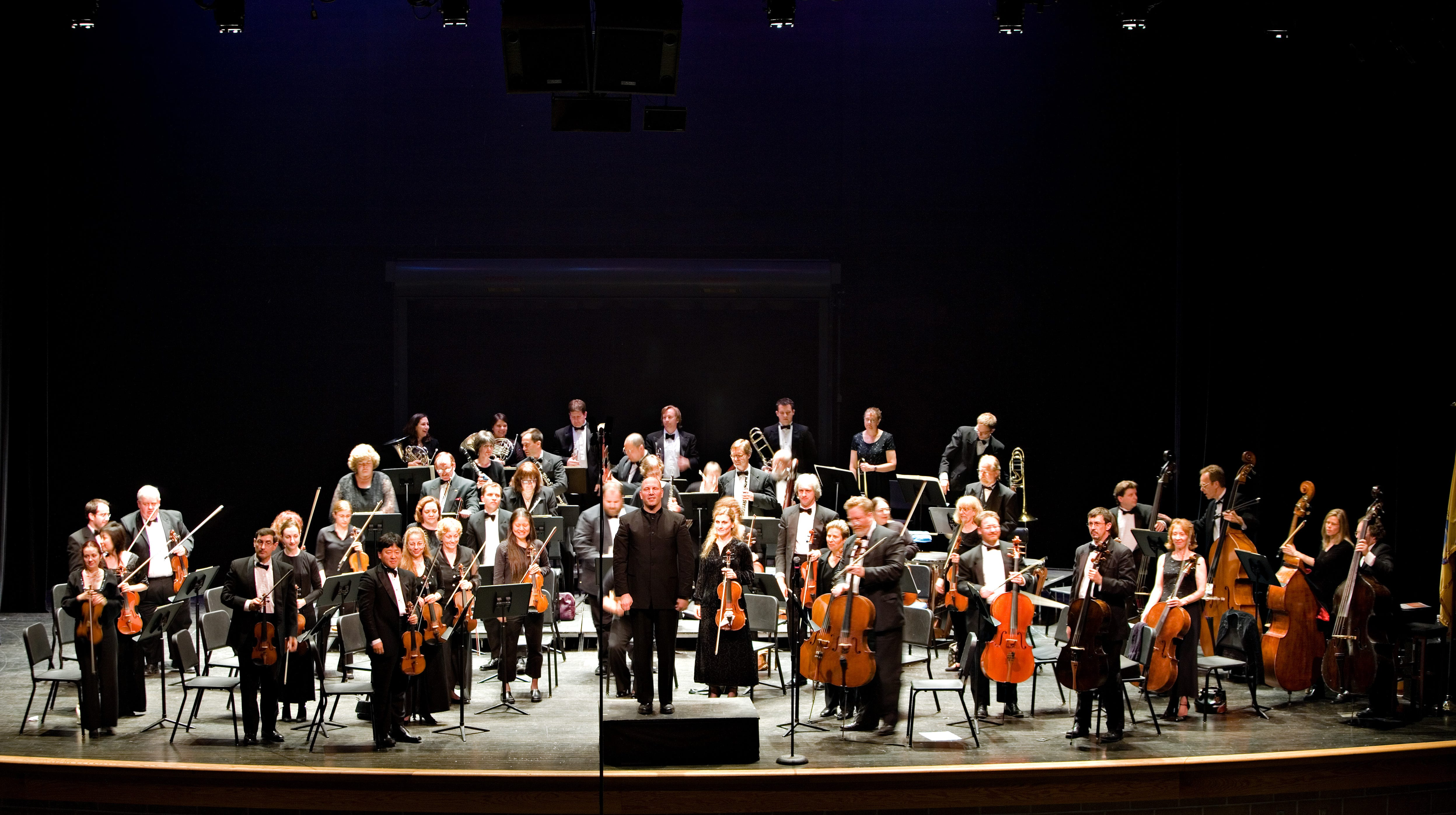 The Bay Atlantic Symphony will open its season with concerts on Oct. 27 at the Landis Theater in Vineland and Oct. 28 at the Stockton Performing Arts Center in Galloway.