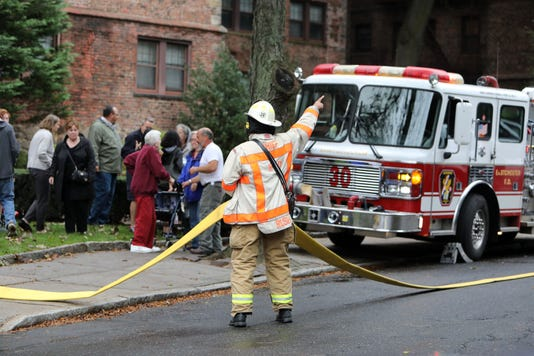 Eastchester Apartment Fire