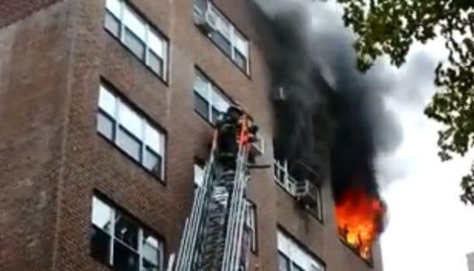Eastchester Fire 2