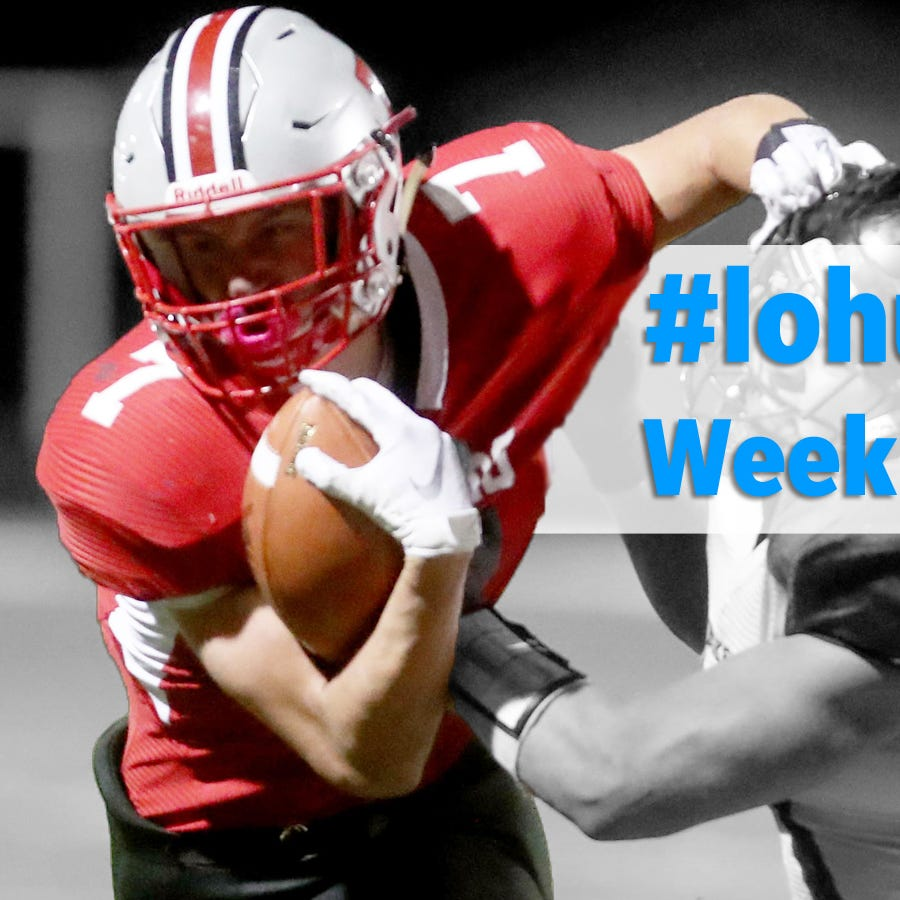 Football: Week 7 highlights; Vote for the top play here!