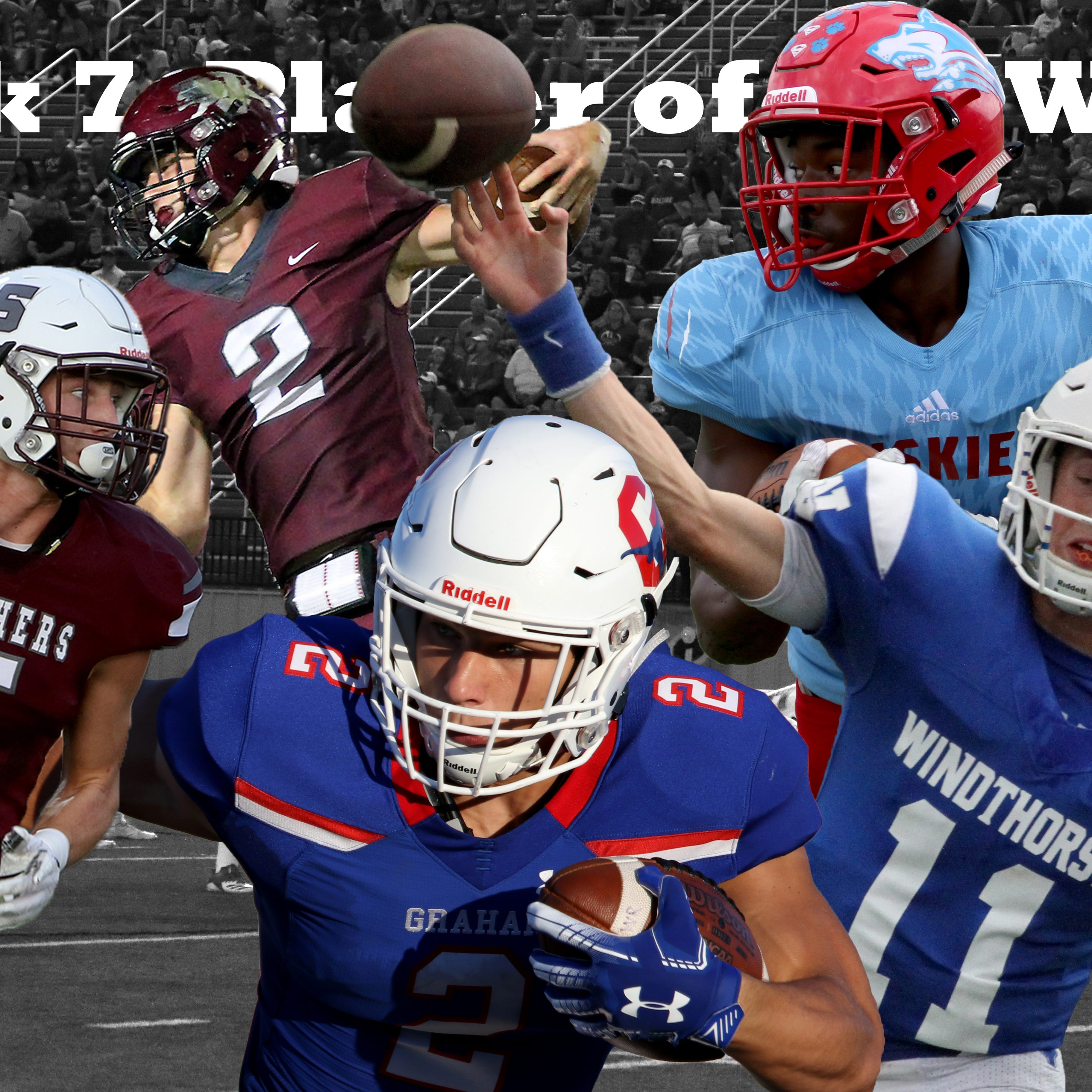 Vote for Week 7 TRN Player of the Week