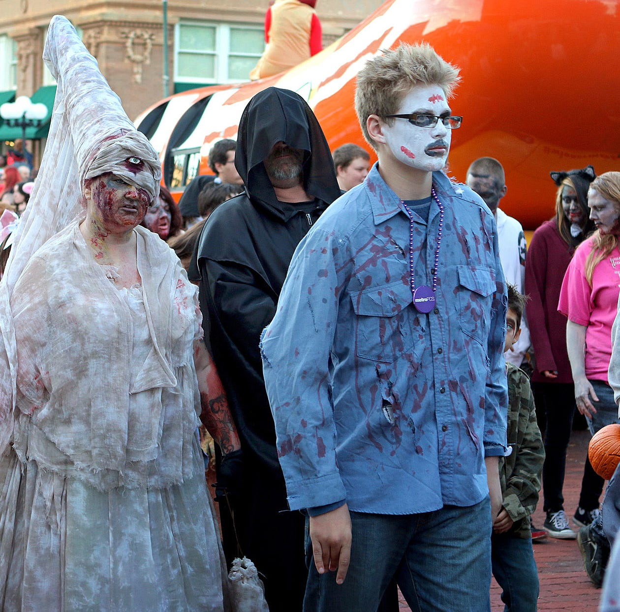 Wichita Falls Zombie Crawl going back to its roots after two-year hiatus