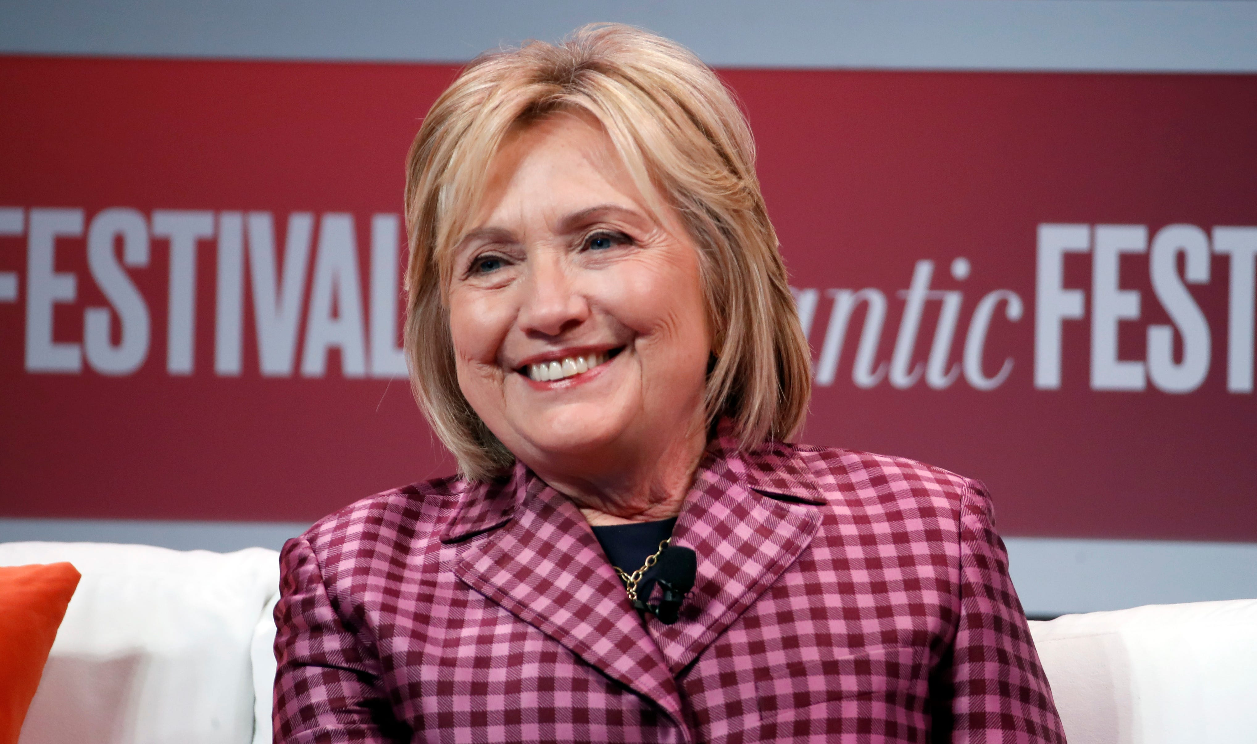 Hillary Clinton denies Bill's affair with Monica Lewinsky was an 'abuse of power'