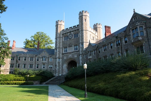 Princeton tells students to stay home after spring break amid coronavirus outbreak; classes to go virtual