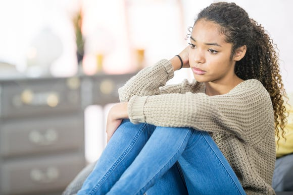 A common symptom of a mental health condition is withdrawal from family, friends and activities.