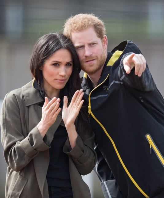 Meghan Markle And Prince Harry Expecting A Baby This Spring