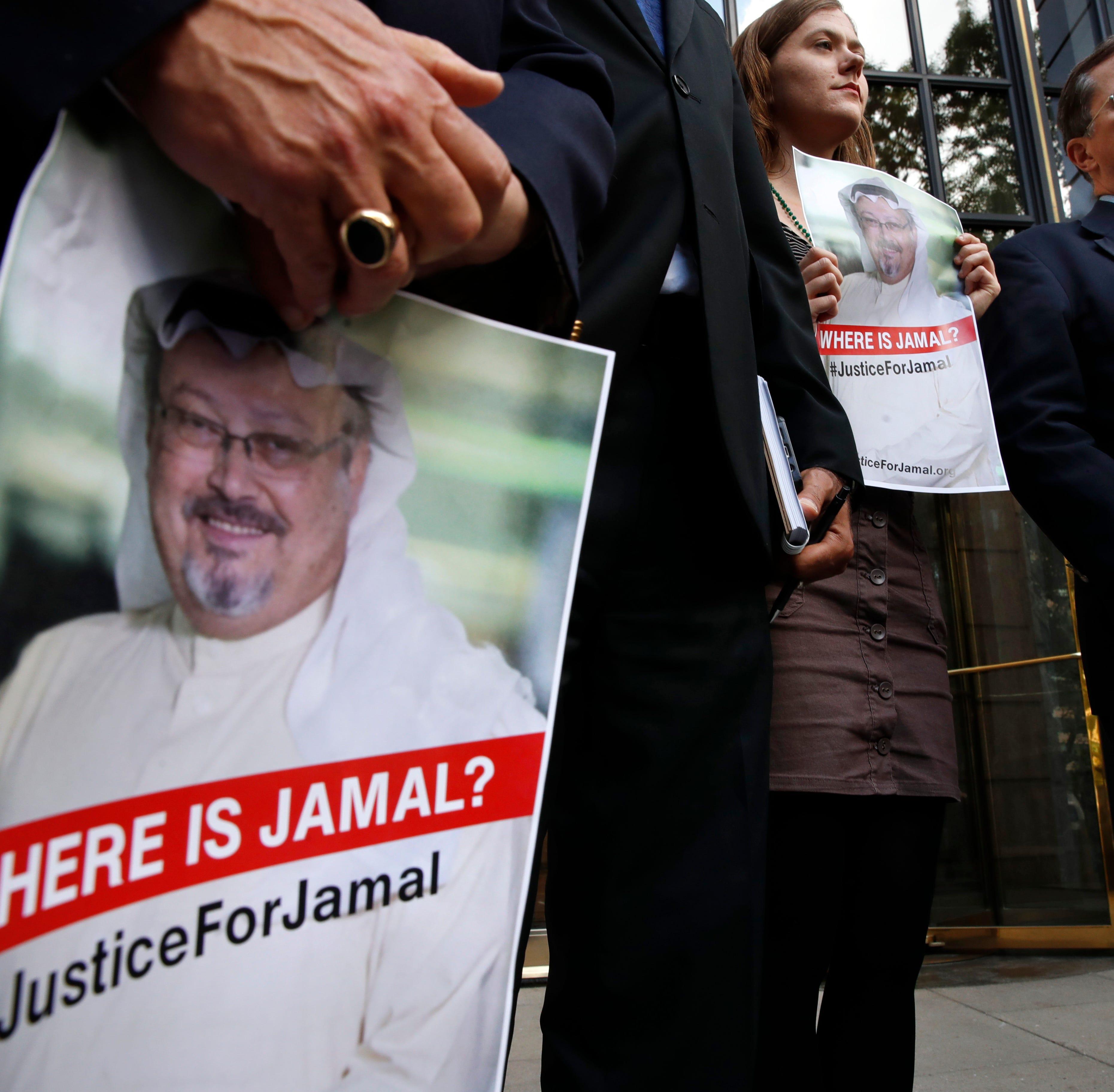 Can Donald Trump handle the truth about Jamal Khashoggi?