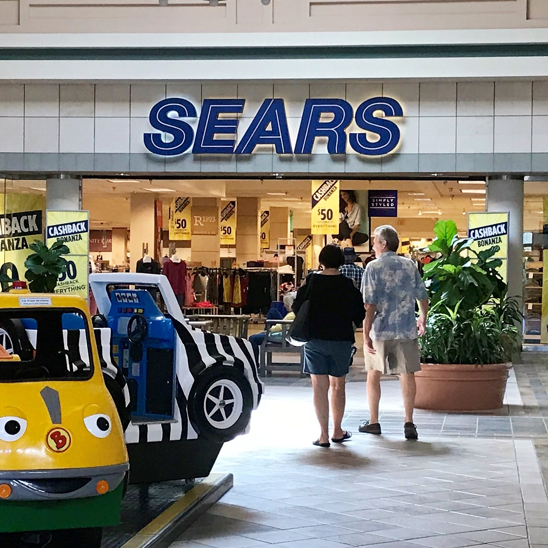 Louisville's last Sears is among the 142 stores closing