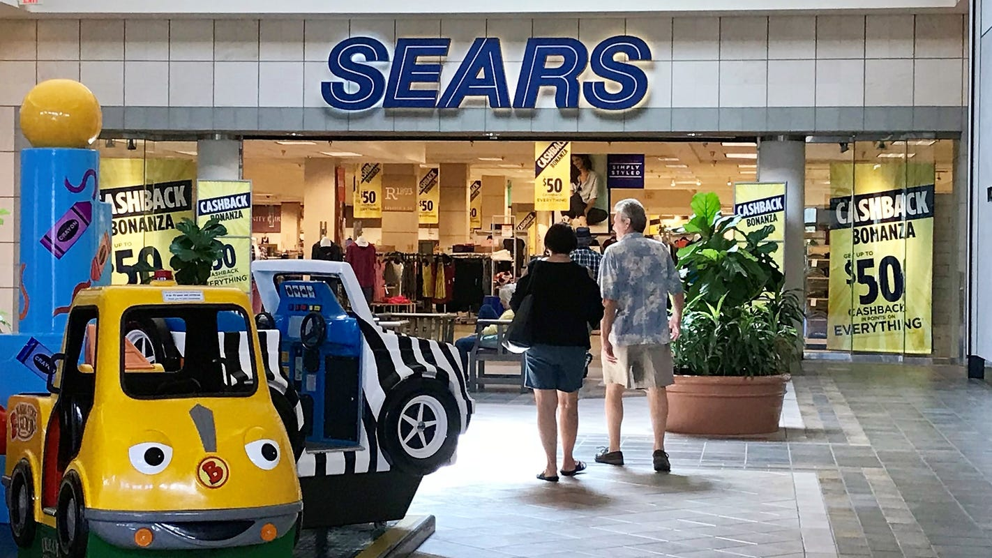 968cc7479 Sears stores closing list 2018  The 142 stores closing in bankruptcy