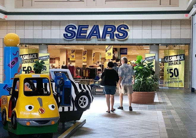 Sears Holdings is closing another 40 stores.