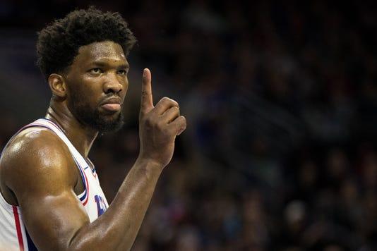 Usp Nba Orlando Magic At Philadelphia 76ers S Bkn Phi Orl Usa Pa