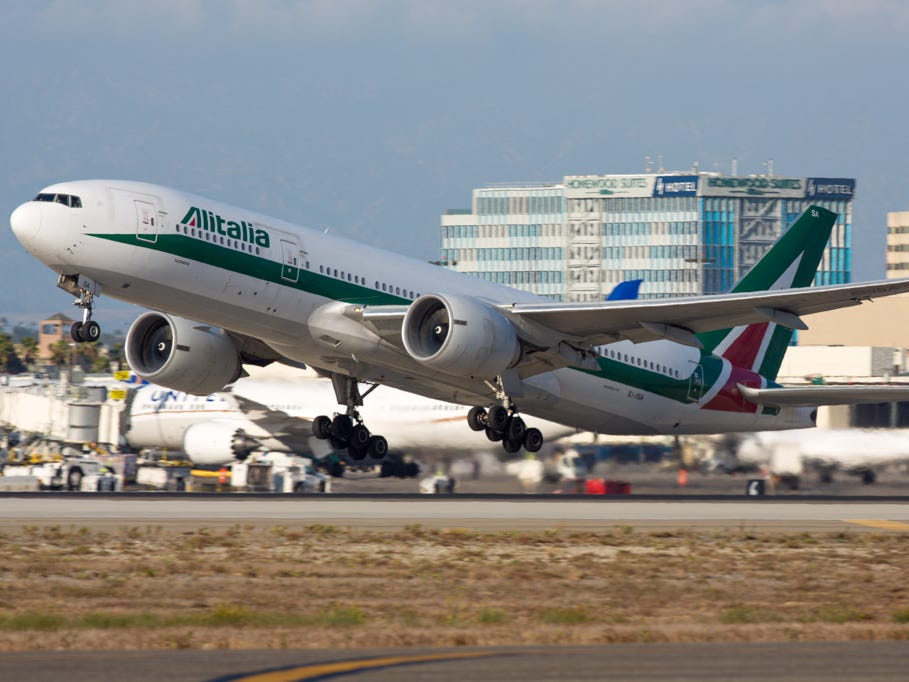 Alitalia relaunch to include Italian state ownership