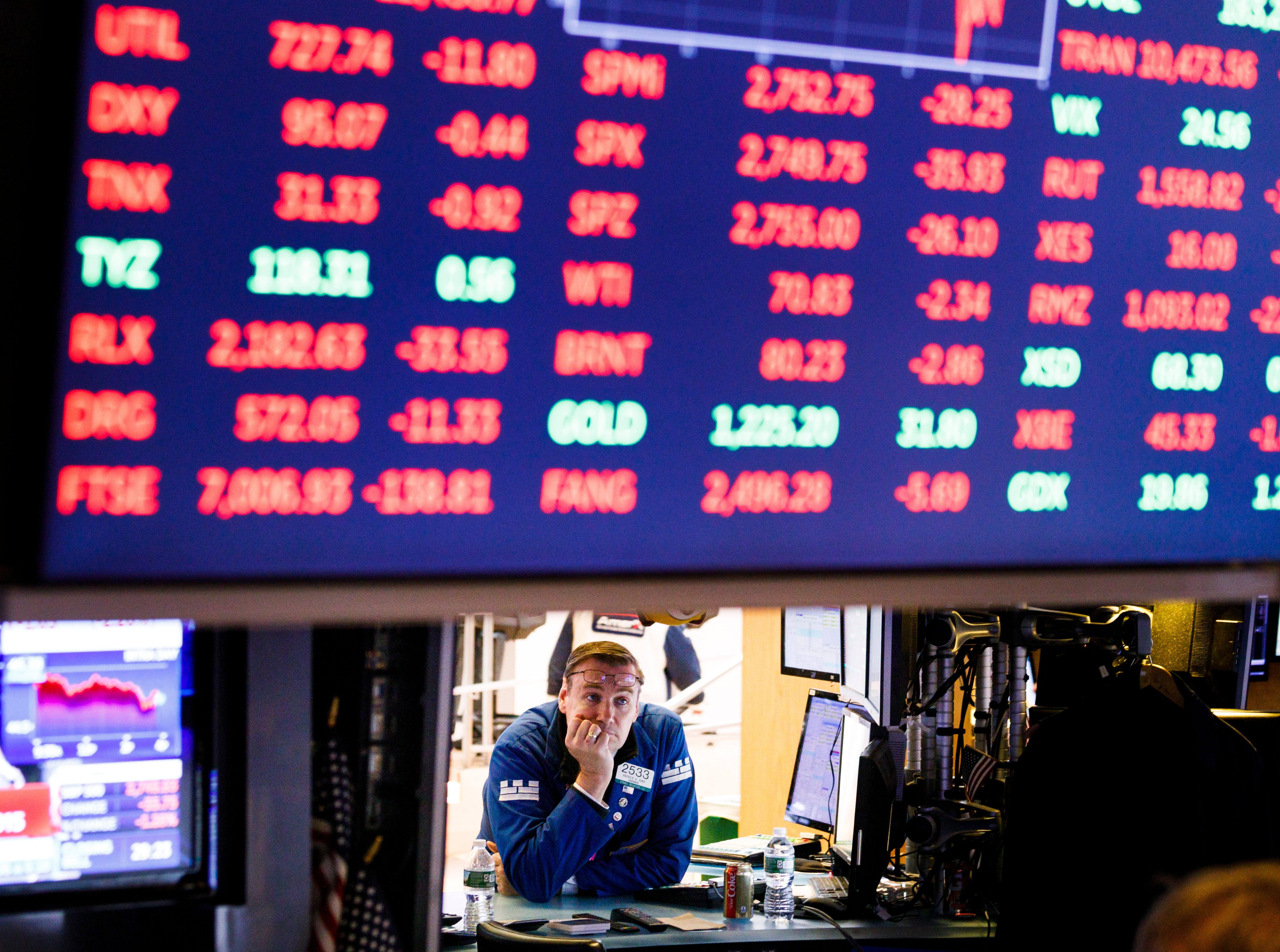Stock market rebounds, powered by earnings that ease fears over health of economy