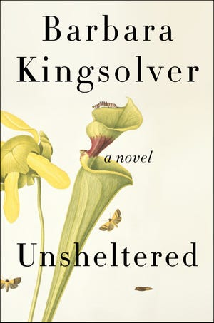 """""""Unsheltered"""" by Barbara Kingsolver"""