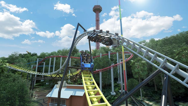 New Rides And Attractions At Theme Parks For 2019