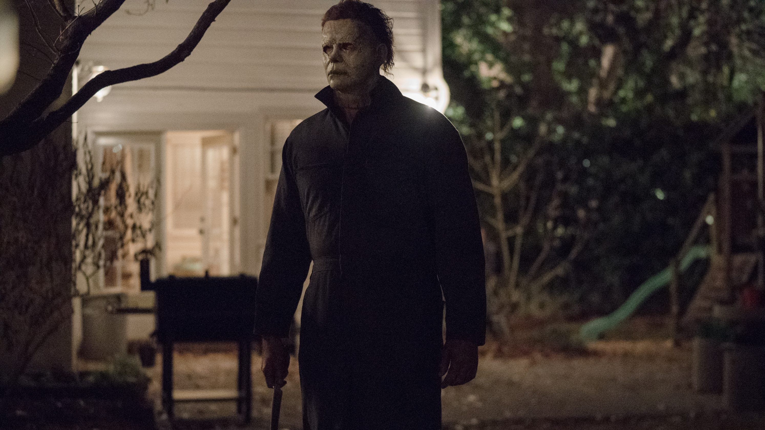 e760349b Why Michael Myers shows unusual mercy in the new 'Halloween' sequel  (spoiler ahead!)