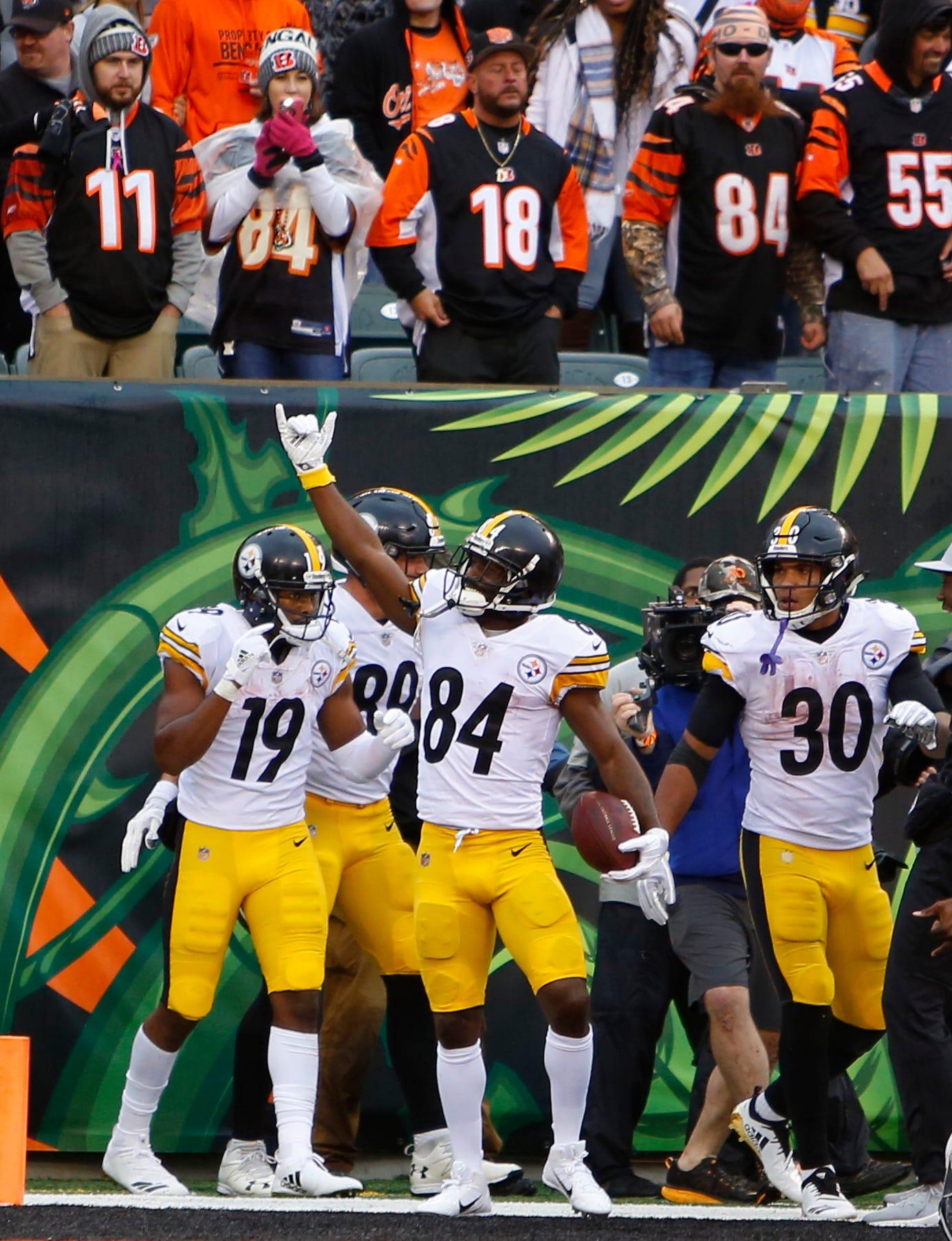 NFL Week 6 winners, losers: Pittsburgh Steelers get big win, Jacksonville Jaguars are lost