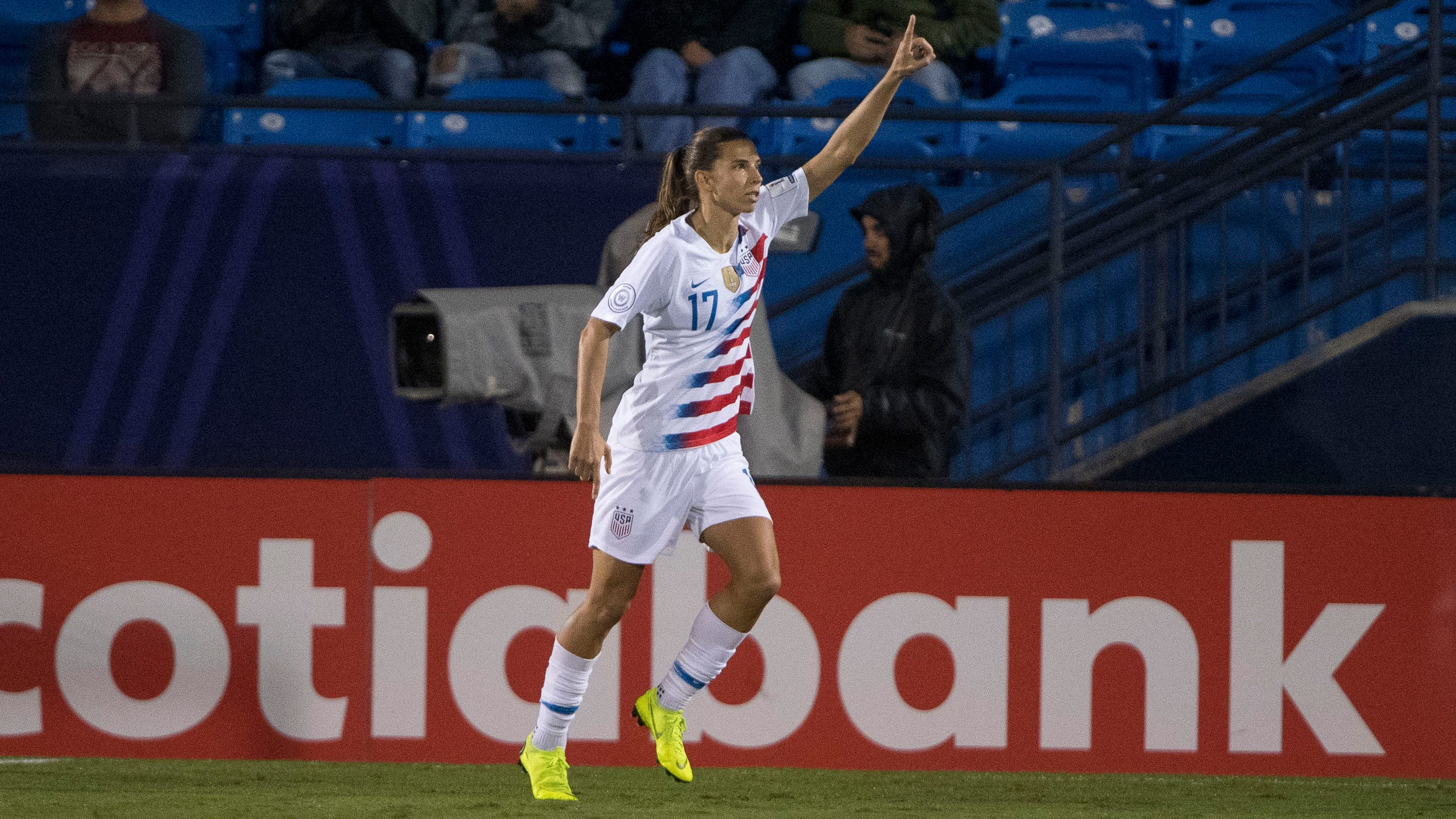 U.S. women's national soccer team qualifies for 2019 World Cup in France