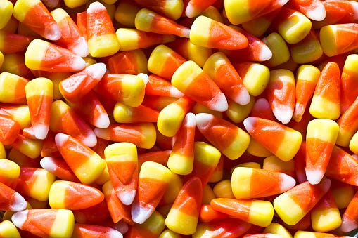Candy corn is a Halloween staple but that doesn't mean everyone loves it.