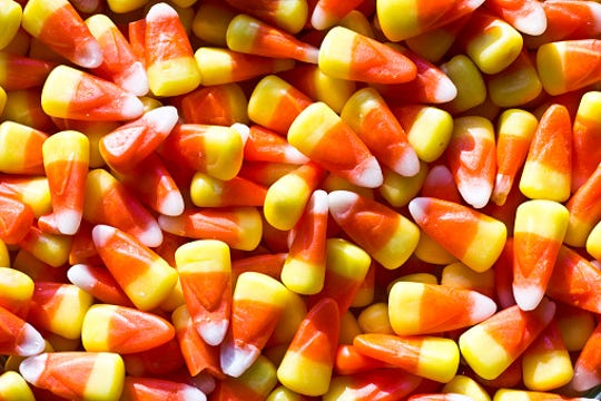 Candy Corn is an Idaho favorite.