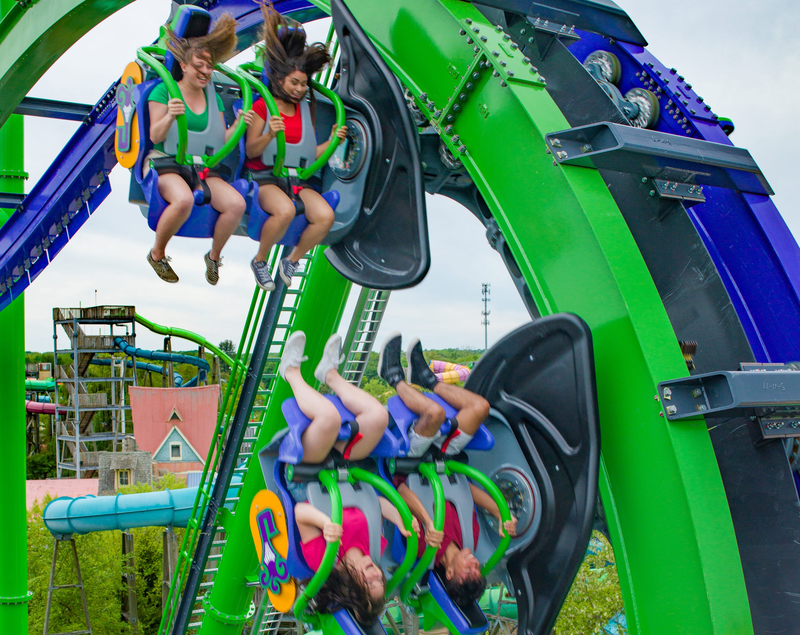Six Flags announces new rides for 2019