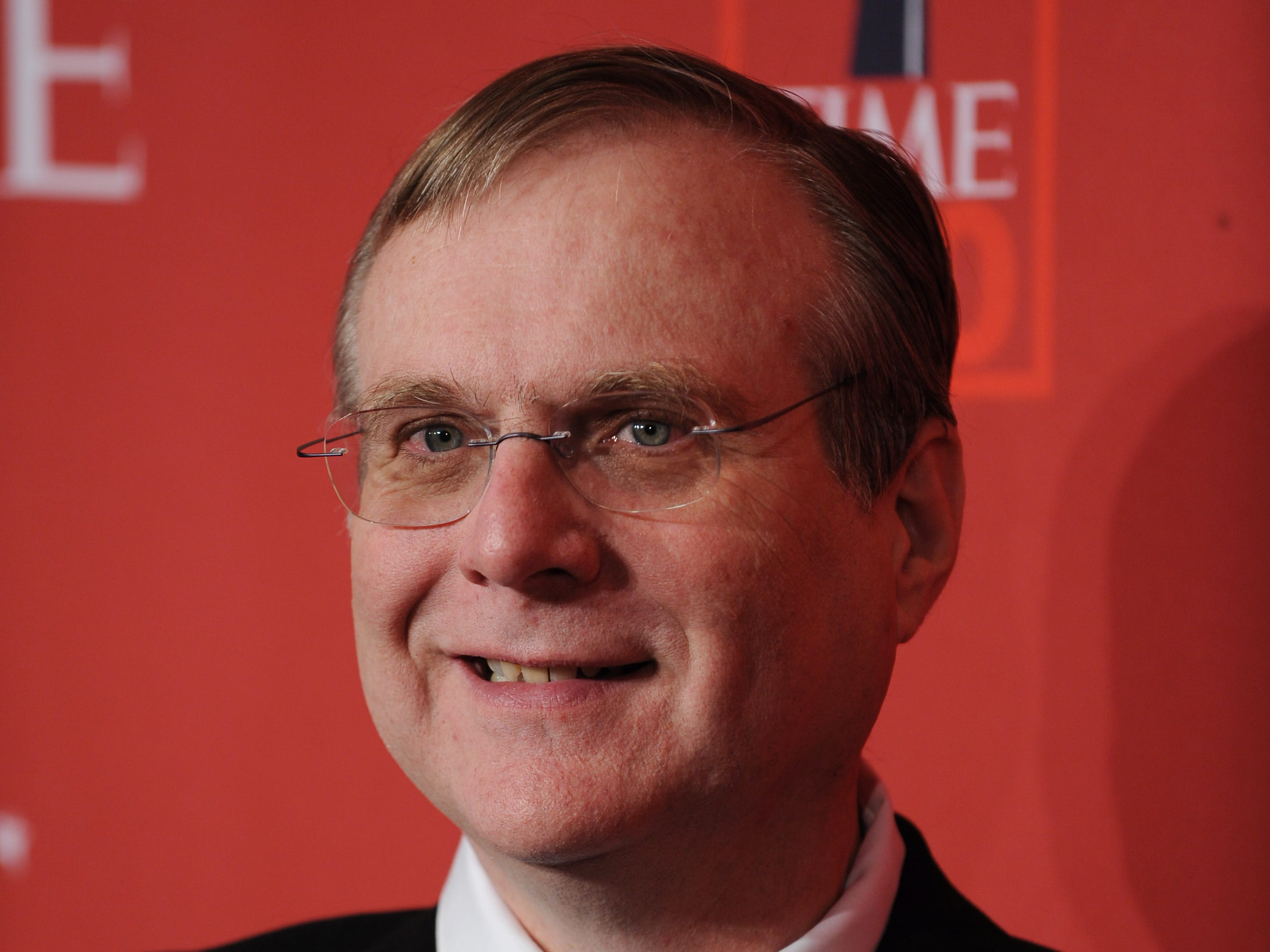Paul Allen, Microsoft co-founder, arrives at Time Magazine's 100 Most Influential People in the World dinner in New York, May 8, 2008.