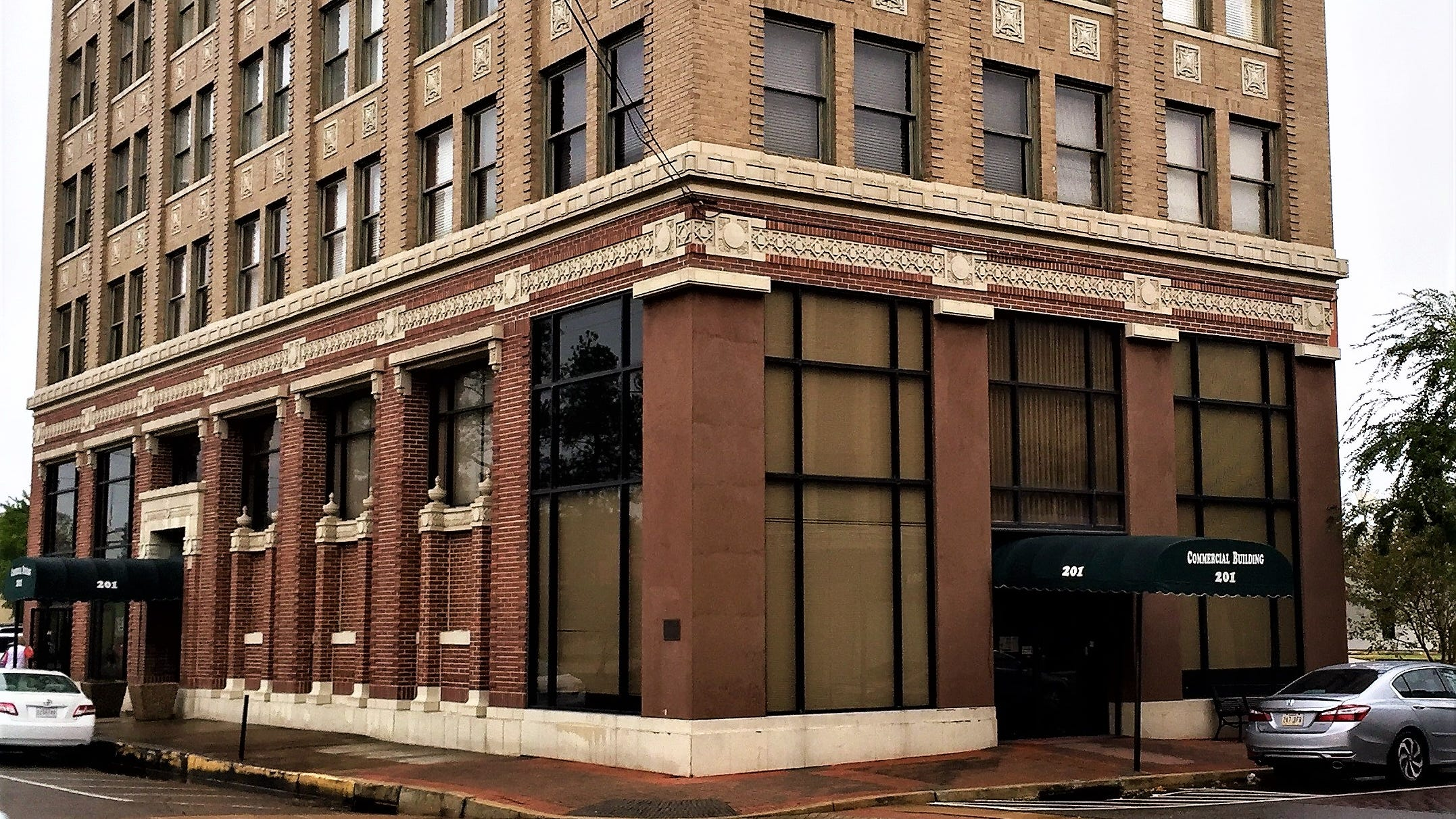 The Commercial Building at the corner of Johnston and Third streets will be the new home of a downtown post office.