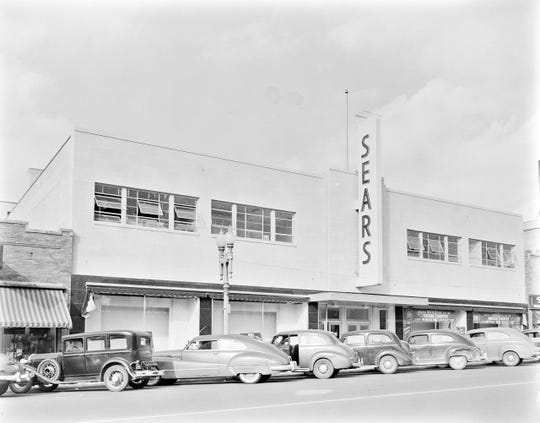 Sears opened a store in 1949 on College Avenue in downtown Appleton.