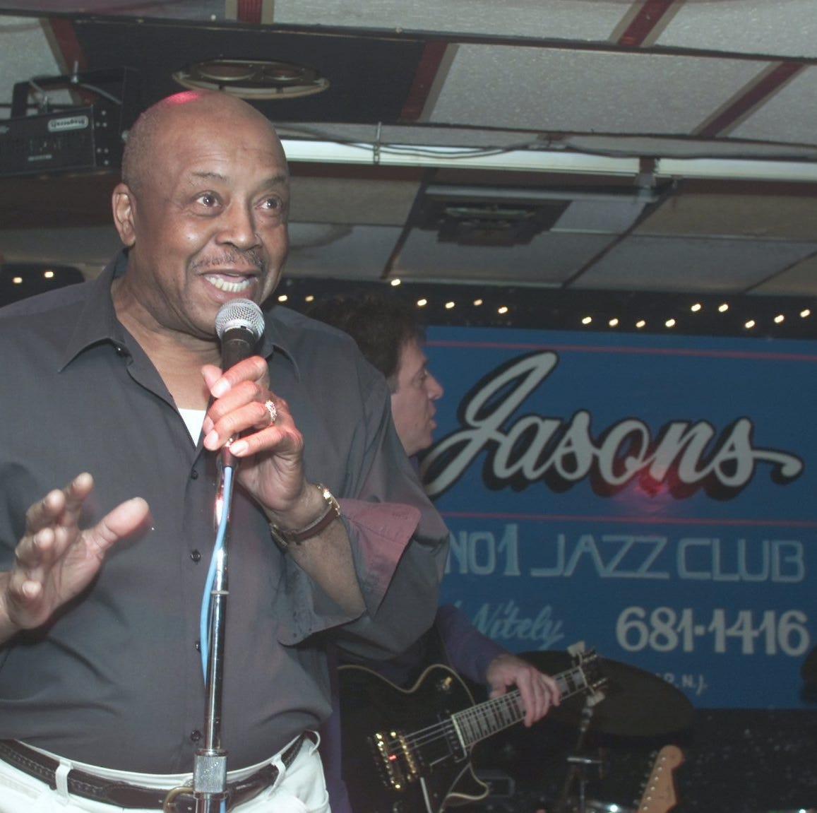 Mel Hood, former owner of landmark Jason's Jazz and Blues Club in Lake Como, has died