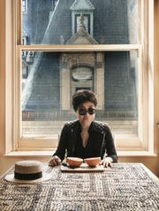 "Yoko Ono is back with a new album, ""Warzone."""