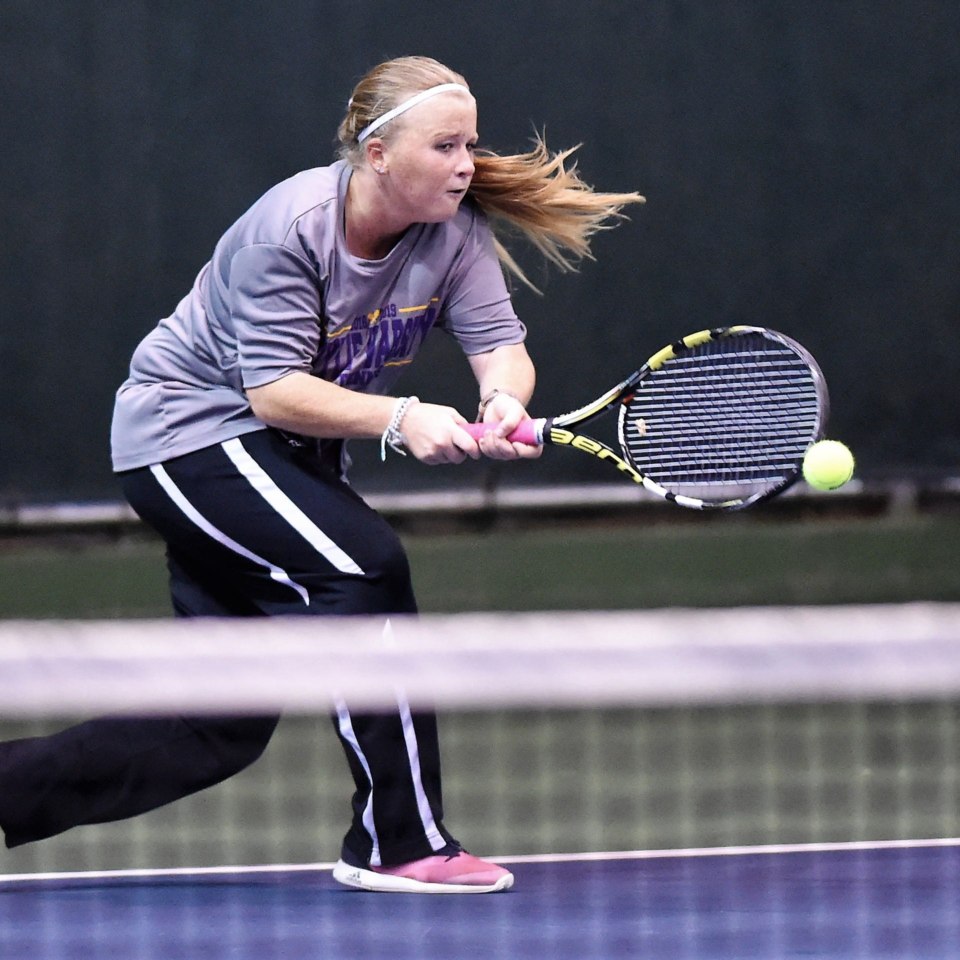 No. 2 Abilene Wylie team tennis upends No. 8 Lubbock Monterey in Region I-5A bi-district
