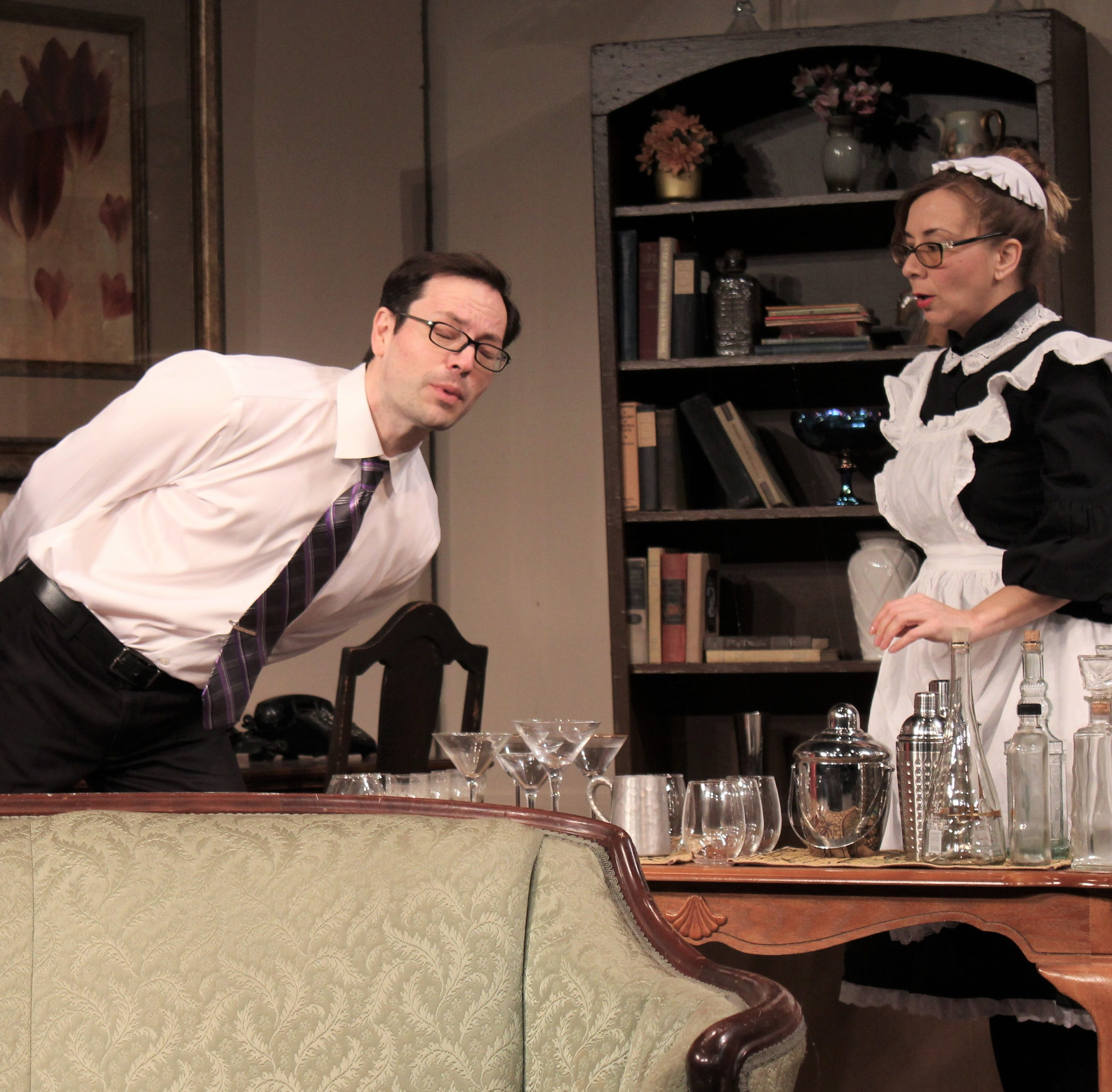 Abilene Community Theatre summons a 'Blithe Spirit'