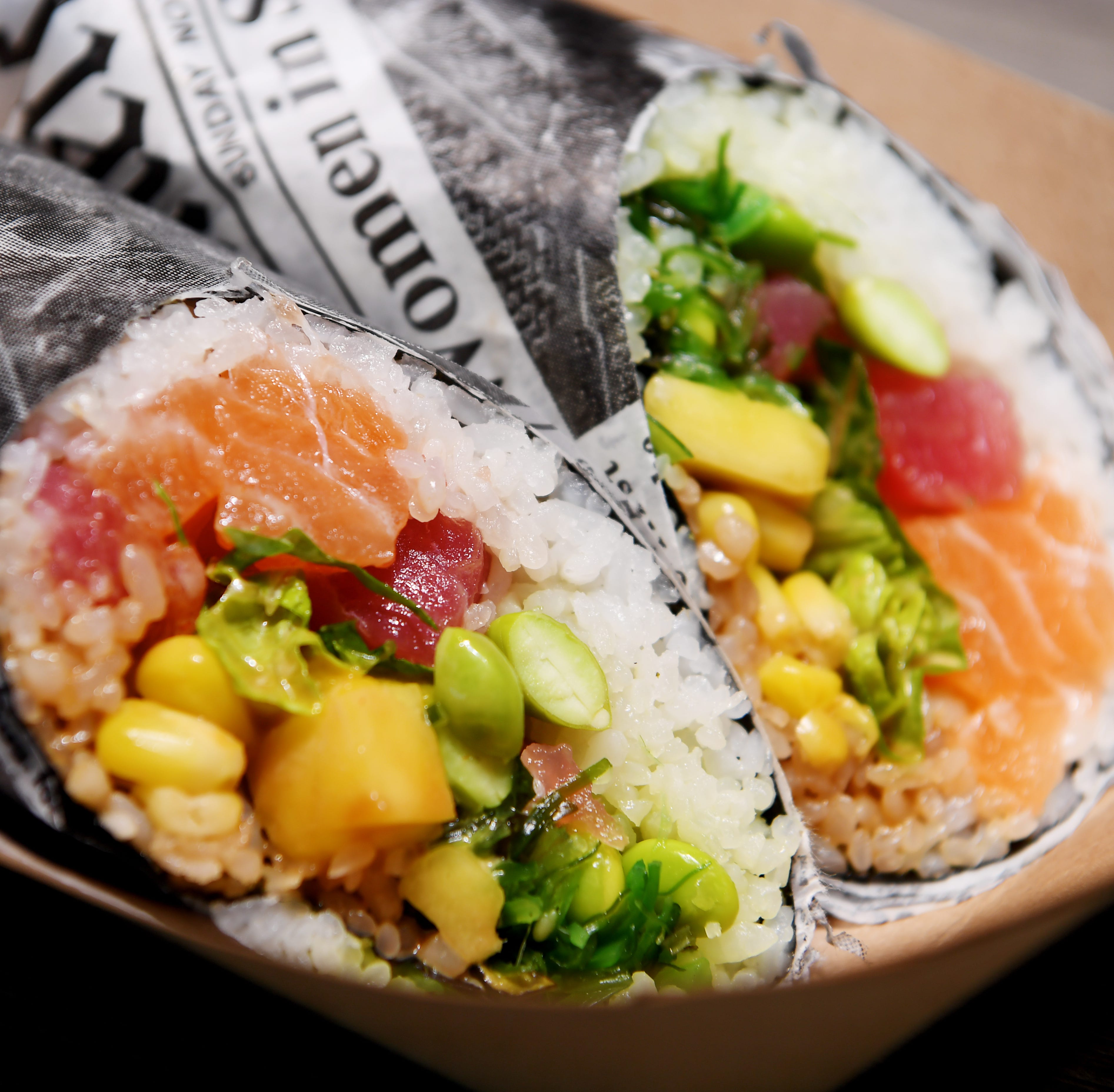 Dining review: Yum Sushi and Poke brings its take on Hawaiian food to Arden