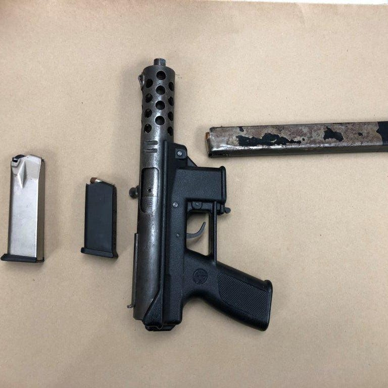 Meth and a handgun: Montrose fugitive arrested in Johnson City traffic stop