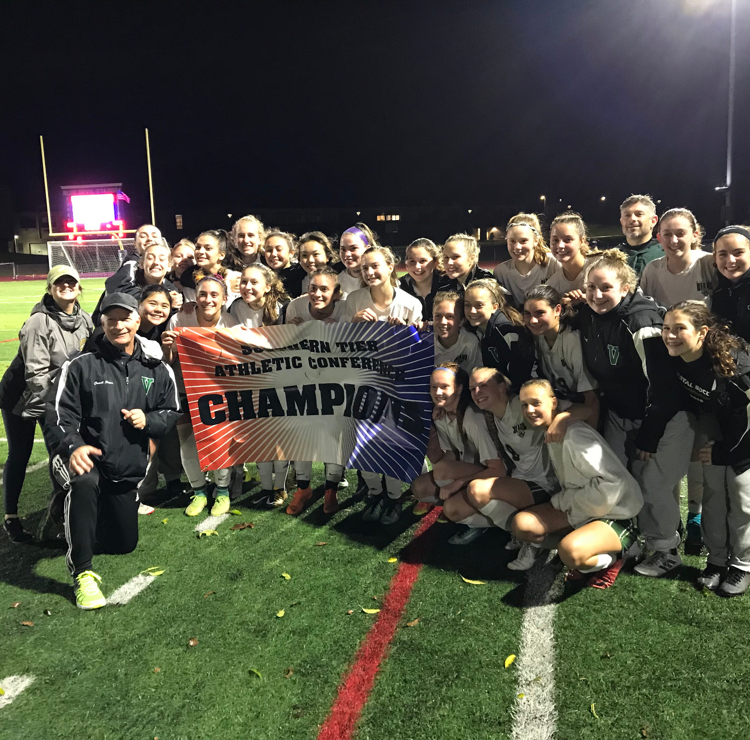 H.S. Soccer: Forks and Vestal share STAC title
